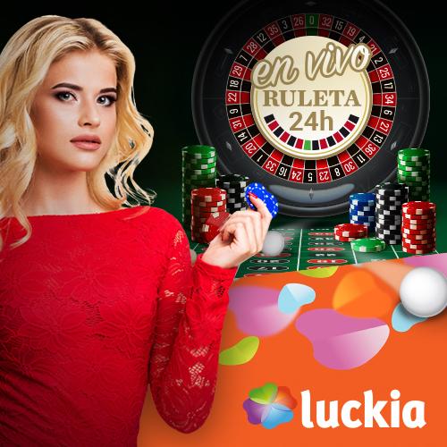 Luckia.es Banner