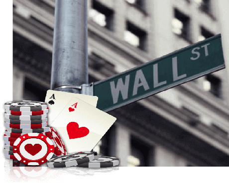 Poker Meets Wall Street