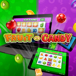 Fruit vs Candy4