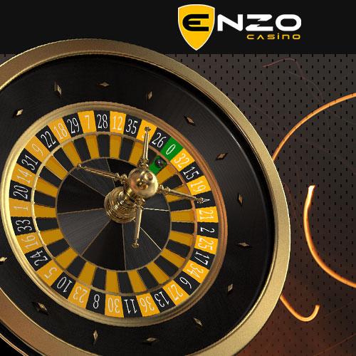 Enzo Casino Banner