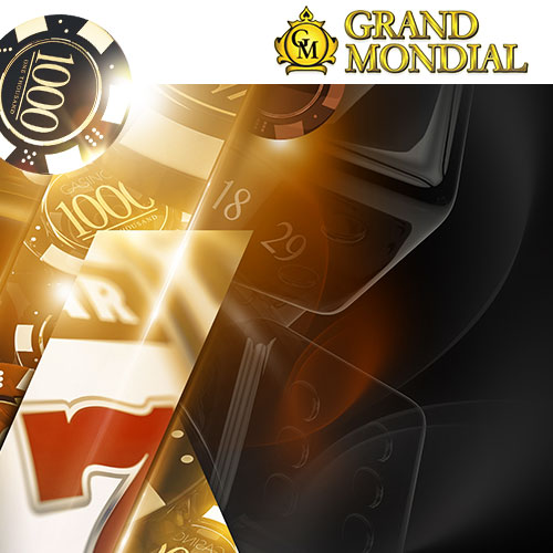 Grand Mondial Casino Banner