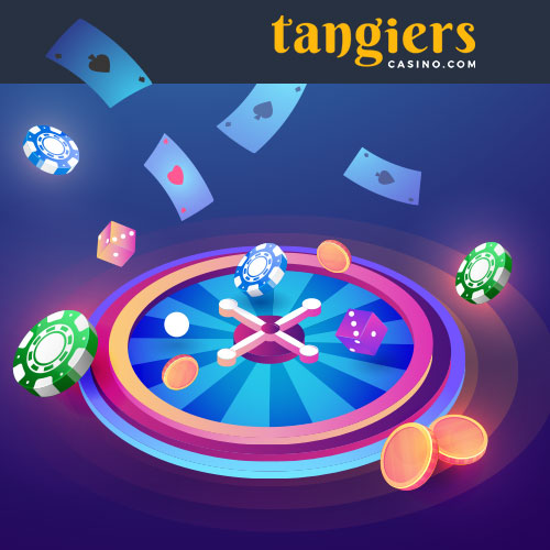 Tangiers Casino Banner