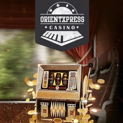 Orient Xpress Casino banner