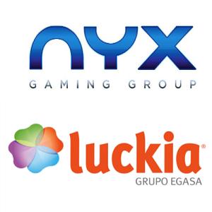 Luckia Games alcanza un acuerdo con NYX