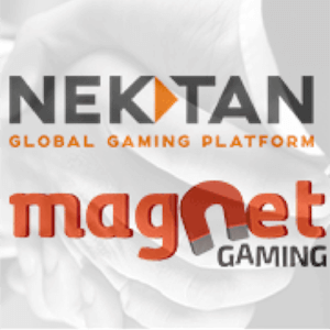 Nektan and Magnet Gaming