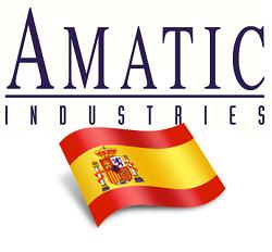 Amatic Industries obtiene la licencia para España