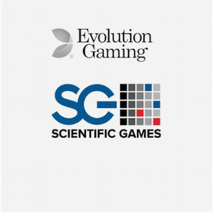 Evolution Gaming y Scientific Games amplían el contrato