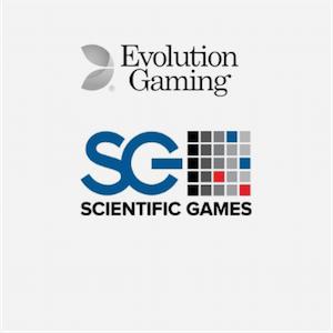 Evolution Gaming y Scientific Games amplían el contrato