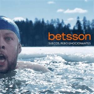 Campaña de publicidad de Betsson en España