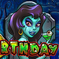 Zombi Birthday 3